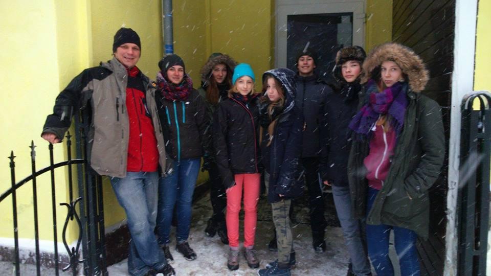 Obóz zimowy w Jakuszycach