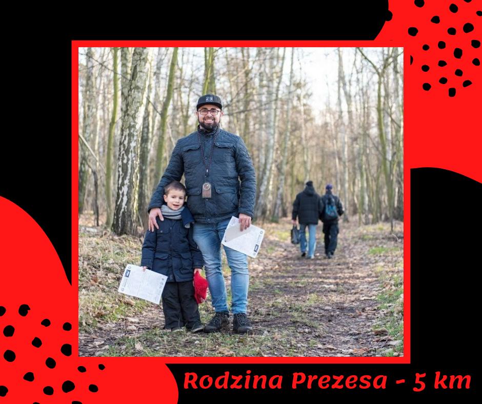 Rodzina Prezesa - 5 km