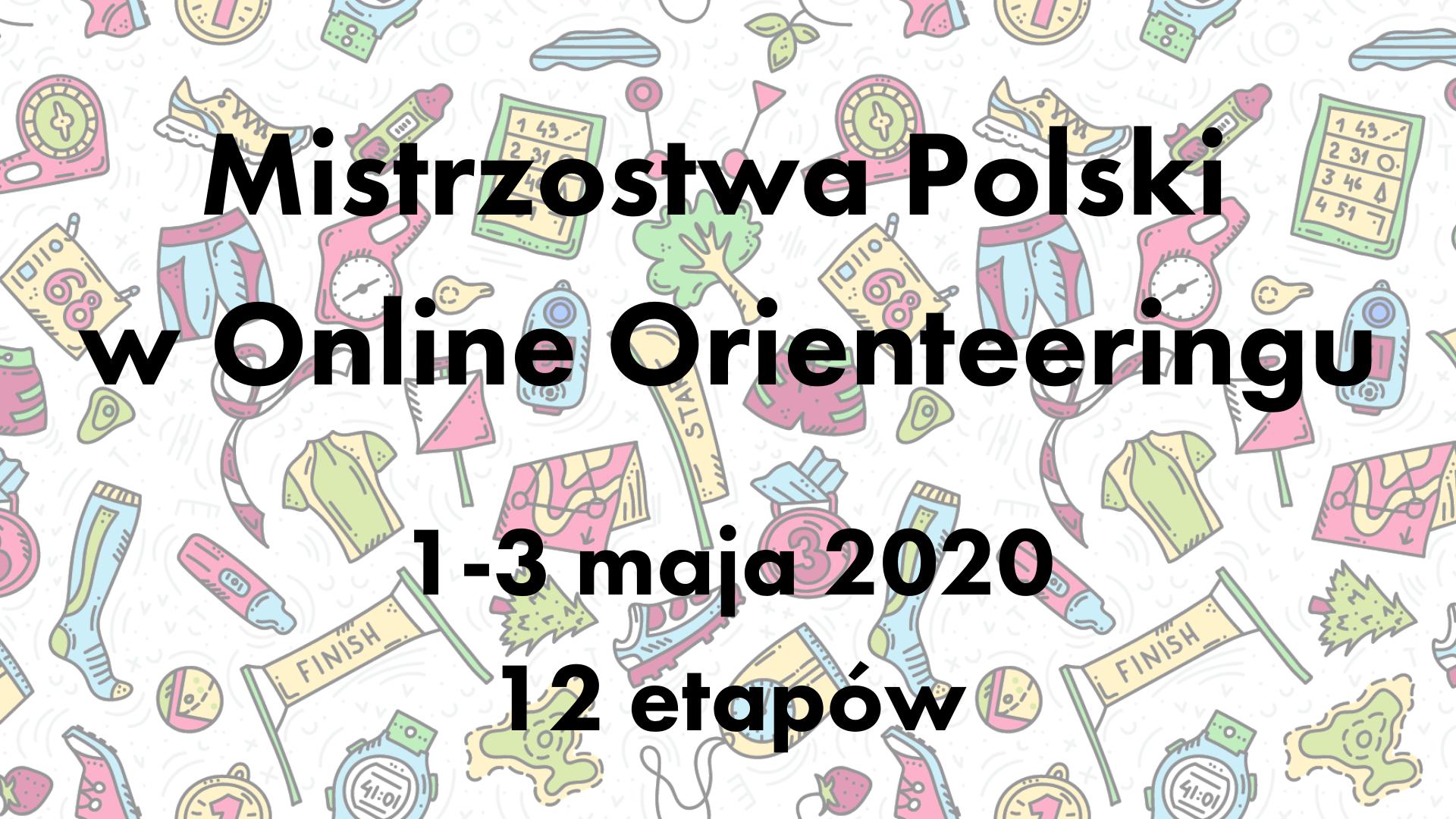 Mistrzostwa Polski w Online Orienteeringu (1)